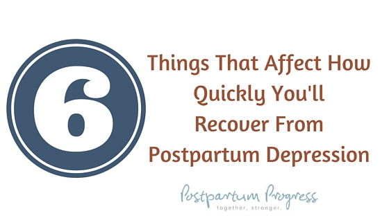 Research papers postpartum depression